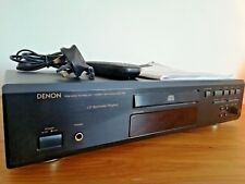 Denon DCD-485 Compact Disc CD Player, Remote Control Manual. Excellent Condition