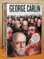 George Carlin Commemorative Collection (DVD, 2018, 10-Disc) NEW all his specials