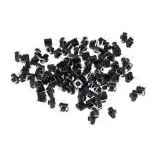 100pcs 2pins Tactile Push Button Switch Tact Switch 6X6X5mm Momentary G3SG