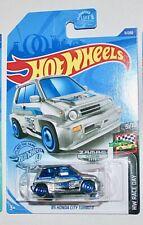 2020 Hot Wheels (ZAMAC) HONDA CITY TURBO II