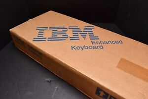 Vintage IBM Keyboard Model M Part No.1391401 W ORIGINAL BOX