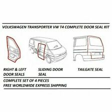 Volkswagen Transporter 4 VW T4 Complete Door Seal Kit 1990-2003