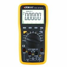 VICTOR VC86E Precision Multimeter AC DC Ohmn Frequenc Cap Temperature Tester New