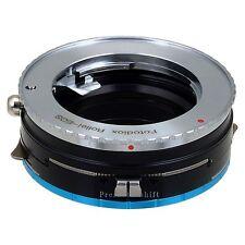 Fotodiox Objektiv-Shift-Adapter Pro Rollei 35mm Linse für Fujifilm X Kamera