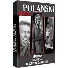 Roman Polanski - 3 Films Majeurs - NEW 3 DVD Box FREE Post mmoetwil@hotmail.com