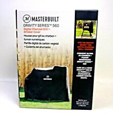 Masterbuilt MB20080220 Gravity Series 560 Digital Charcoal Grill/Smoker Cover