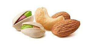 Trail Mix Natural- Cashew, Almond & Pistachio Nuts Mix- BIO BREEZE