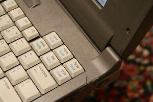 Compaq Contura 430CX vintage laptop
