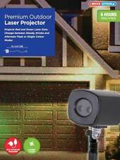 Outdoor RG LED Moving Laser Dot Projector Light Garden Party Stage Lighting Xmas