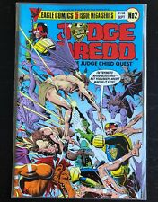 Eagle Comics Judge Dredd No2 1984 - M/NM (ungraded)