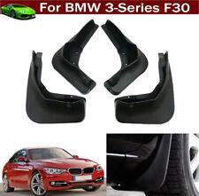 4 Mud Flaps Mudflap Splash Guard Mud Guards for BMW 3-Series F30 2012-2018