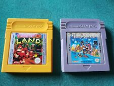 Gioco Per Nintendo Game Boy Donkey Kong Land E Mario