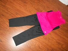 Juniors/Misses Workout Set By: Champion Size M. VERY NICE&CUTE!