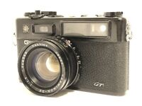 Near MINT , Meter Works YASHICA Electro 35 GT Rangefinder 45mm f/1.7 from JAPAN