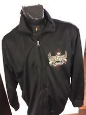 Adult Large Long Sleeve Zipfront Jacket MMA ELITE LEARN TO ENDURE PRIDE AND PAIN