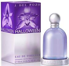 HALLOWEEN Women by J DEL POZO 3.4 oz 3.3 Spray New in Box Sealed