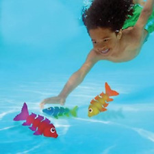 Fish Styx 3-pack Dive Toys for Water Pool Swimming Vacation ~ NEW ~ Swimways