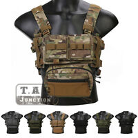 Emerson MK3 Modular Lightweight Chest Rig Micro Fight Chassis w/ 5.56 Mag Pouch