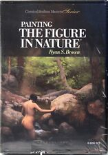 Ryan Brown: Painting The Figure In Nature - Art Instruction 4-Disc DVD Set