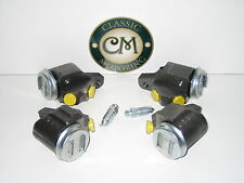Morris Minor, Austin Healey Sprite Front Wheel Cylinders. Set of 4. New