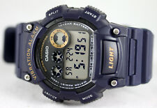 Casio W-735H-2AV Super-Illuminator Watch 100M WR Vibration Alarm 10 Year Battery