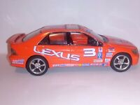 KINSMART - LEXUS IS 300 DIECAST PULLBACK MODEL CAR - 1/36 Scale
