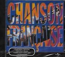 CD album: Compilation: Chanson Française. Universal . X