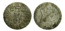 pcc1939_4) AUSTRIA - Maria Teresa d'Austria (1740-1780) - Tallero 1780 UNCLEANED