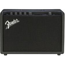 Fender Mustang GT-40 40-Watt Bluetooth Enabled Modeling Guitar Amplifier +Picks