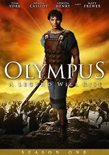 OLYMPUS--COMPLETE SERIES/SEASON 1  (3 DISC, 2015)  BRAND NEW!!!