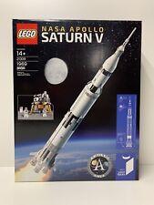 Lego 21309 Nasa Apollo Saturn V Ideas Brand New Sealed