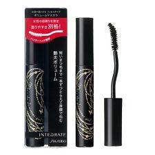 [SHISEIDO INTEGRATE] Lash Real Glamorous Volume Mascara BLACK BK999 NEW