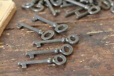 Antique Skeleton Key Small Black Old Fashioned Keys Wedding Decor Wall Decor