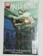 MARVEL Limited Anita Blake Vampire Hunter Circus of the Damned The Ingenue #2