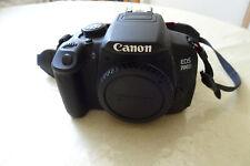 Canon EOS 700d/REBEL t5i 18.0 MP SLR-Fotocamera digitale-nero (solo chassis)