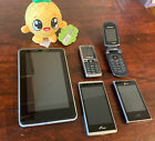 Cellphone+Tablet+Lot+-+Untested+-+Samsung+-+LG+-+Wopad+-+ANS