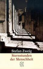 Sternstunden der Menschheit von Stefan Zweig