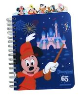 Disney Mickey Mouse 65th Anniversay Tabbed Journal Notebook New