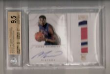 Andre Drummond 12/13 National Treasures Auto RC #159 SN #08/25 BGS 9.5/10