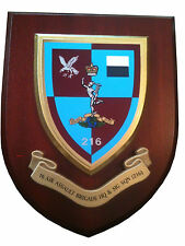 16 Air Assault Regiment 216 HQ and Signal Military Shield Wall Plaque