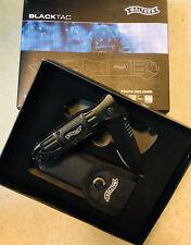 Walther Messer Black TAC