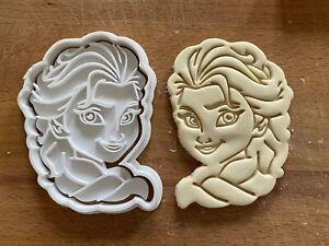 Elsa Frozen 2 Cookie Cutter