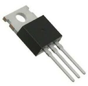 2N6121 NPN Complem. Si Plastic Power Trans 45V TO-220 (QTY : 2 PEZZI)