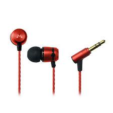 SoundMAGIC E50, neutraler In-Ear-Kopfhörer, Farbe: rot - ungeöffnete B-Ware