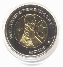 MONDIALI DI CALCIO GERMANIA 2006 MEDAGLIA WELTMEISTERSCHAFT