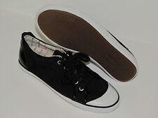 New Women's COACH Barrett Signature Black Sneaker Shoes Sz US W 8