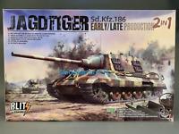 TAKOM 8001 1/35 German Sd Kfz 186 JagdTiger  w  Metal barrel