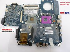 Genuine Toshiba Mother Board K000055260 notebook spare part : Brand New