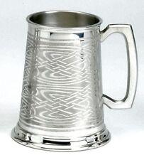 Pewter 1pt  Celtic Tankard