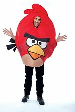Adult Mens Angry Birds Costume One Size Fits Most